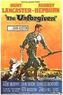 unforgiven 1960 movie poster