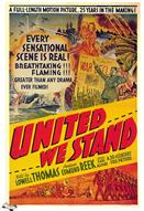 united we stand 1942 movie poster