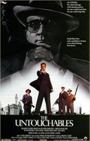 untouchables 1987 movie poster