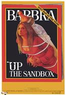 up the sandbox 1972 movie poster