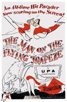 a man on the flying trapeze 1954 movie poster