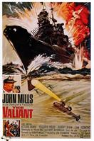 valiant 1962 movie poster