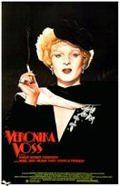 veronika voss 1982 movie poster