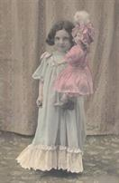 victorian fashion 1900 girl doll