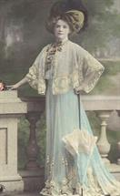 victorian fashion 1900 lace parsol