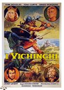 vikings 1958 italia movie poster