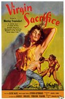 virgin sacrifice 1959 movie poster
