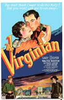 virginian 1929 movie poster