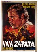viva zapata 1952 movie poster