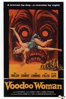 voodoo woman 1957 movie poster