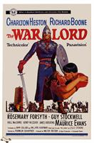 warlord 1965 movie poster