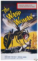 wasp woman 1959 movie poster