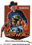 westworld 1973 movie poster