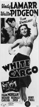white cargo 1942 movie poster
