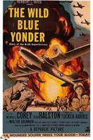 wild blue yonder 1952 movie poster