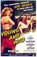 young and wild 1958 movie poster