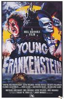 young frankenstein 1974 movie poster