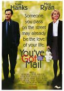 youve got mail 1998 movie poster