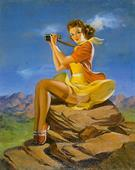 Pin-Up Art Gallery 081