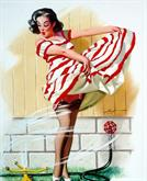 Pin-Up Art Gallery 243