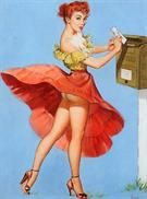Pin-Up Girl 089